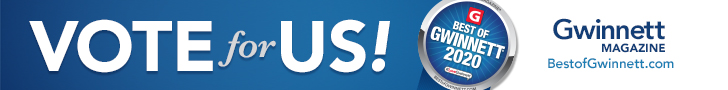 2020 Best of Gwinnett Campaign Website Header