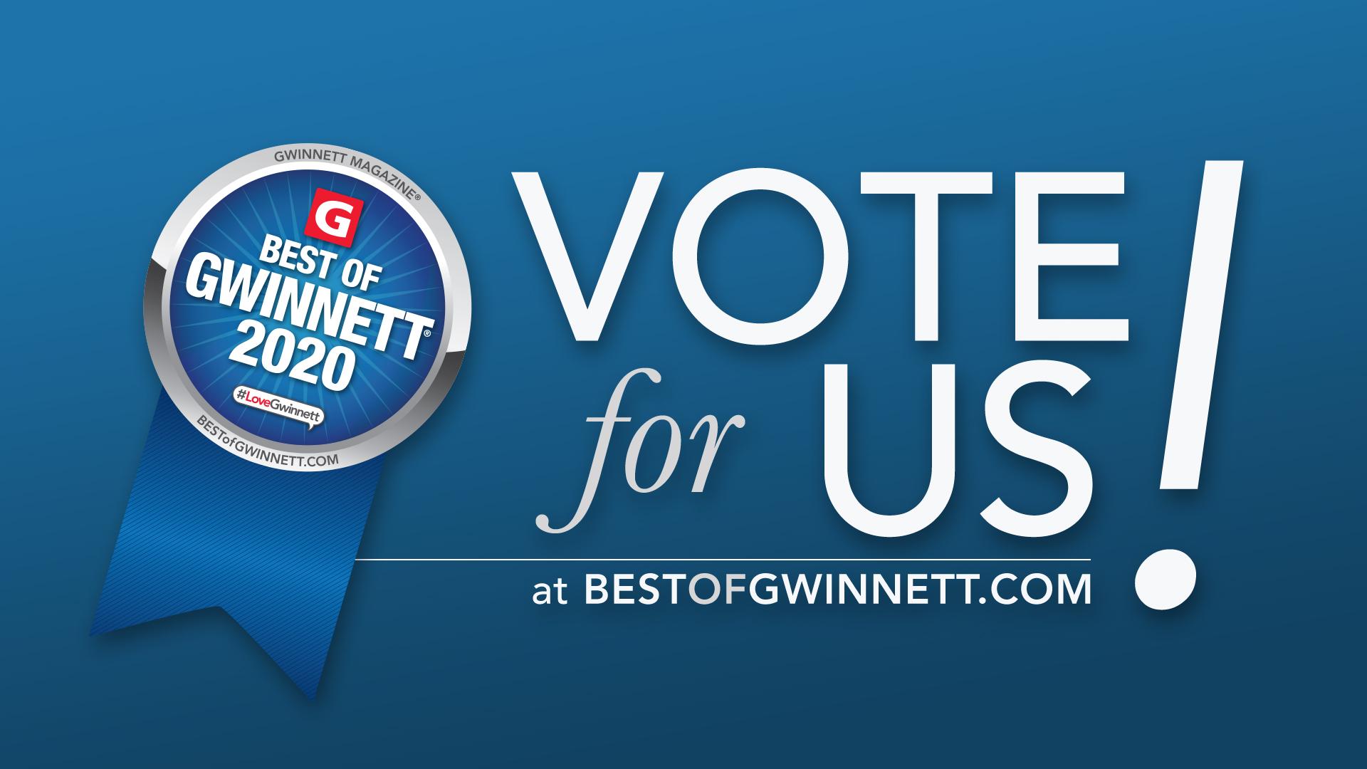 2020 Best of Gwinnett Campaign Kit Facebook