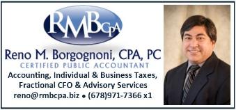 Reno M. Borgognoni, CPA, PC