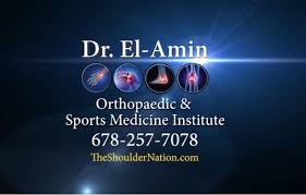 Gwinnett Business El-Amin Orthopaedics & Sports Medicine Institute in Duluth GA