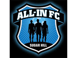All-In Futbol Club at Sugar Hill