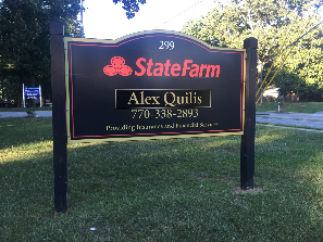Gwinnett Business Alex Quilis State Farm in Lawrenceville GA