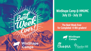 WinShape Camp for Communities at Hamilton Mill United Methodist Church